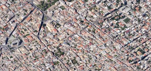 Territorio della Parrocchia Sant'Elena