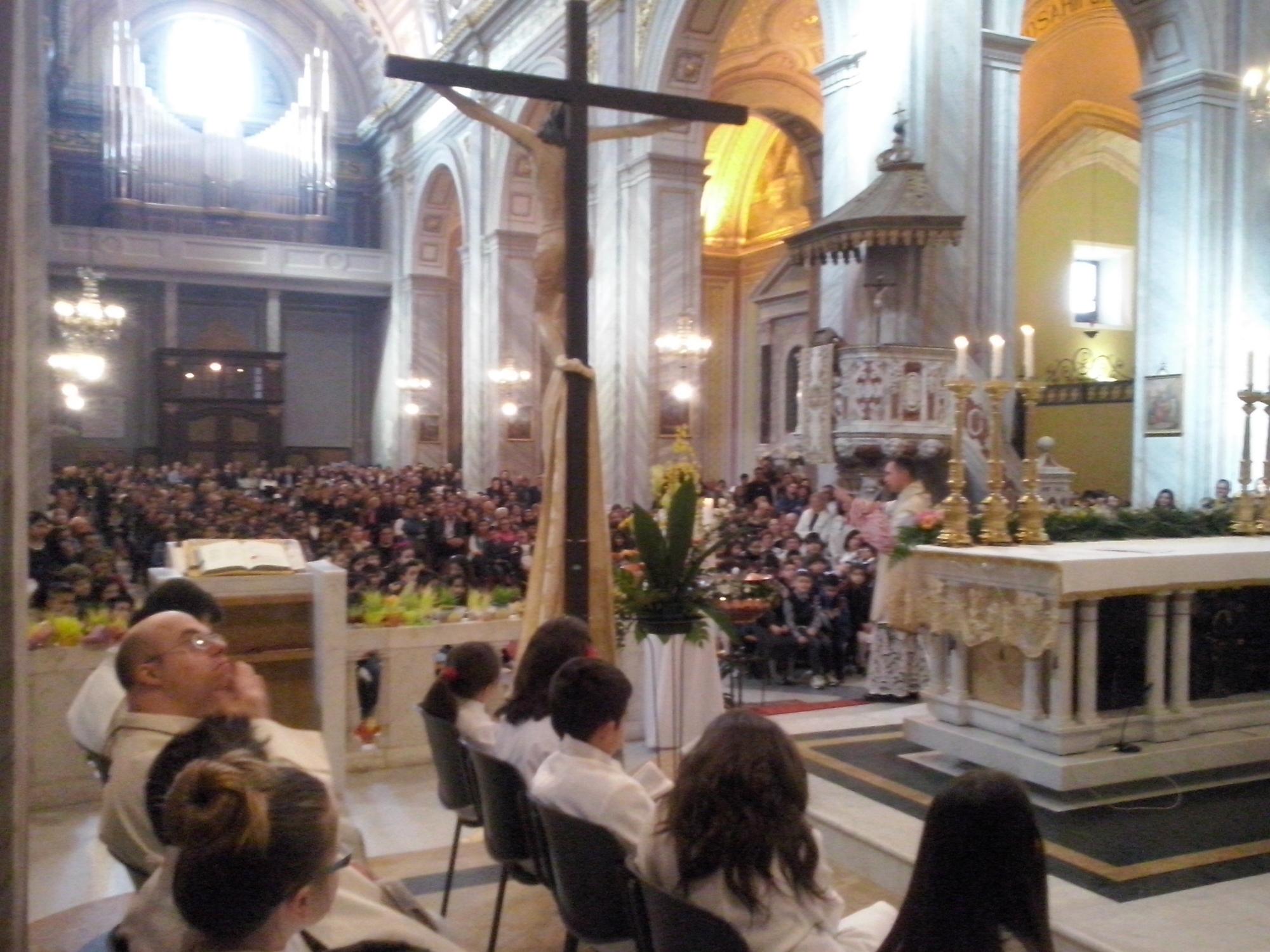 Diretta Video Live per la Messa di Sant'Elena