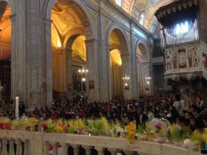 Messa Pasqua