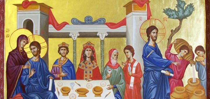 Nozze di Cana (icona)